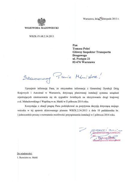 Pismo do GITD- Marki - 29.11.13 r.-page-001