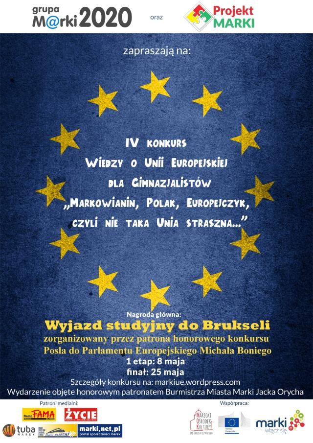 PLAKAT KONKURS UE poprawiony